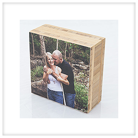 4cm Thick Bamboo Block